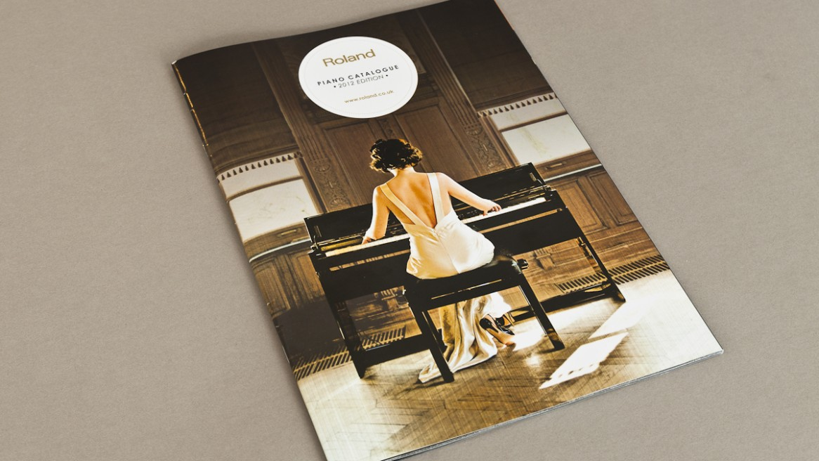Roland Piano Catalogue