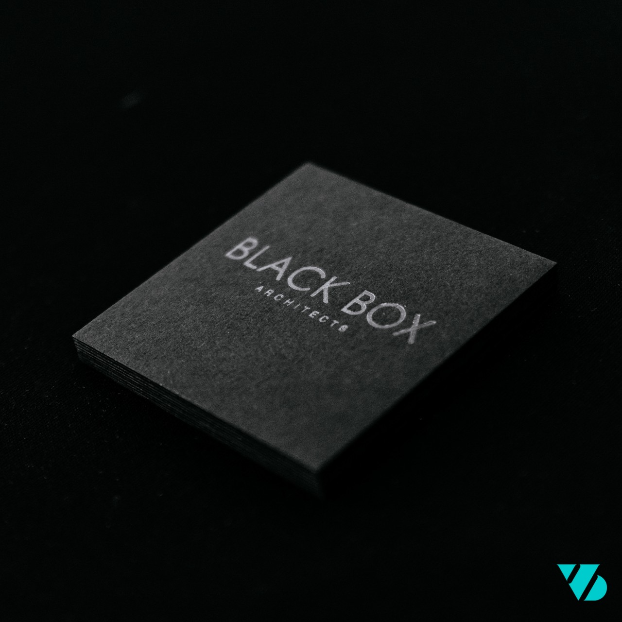 Blackbox business card front