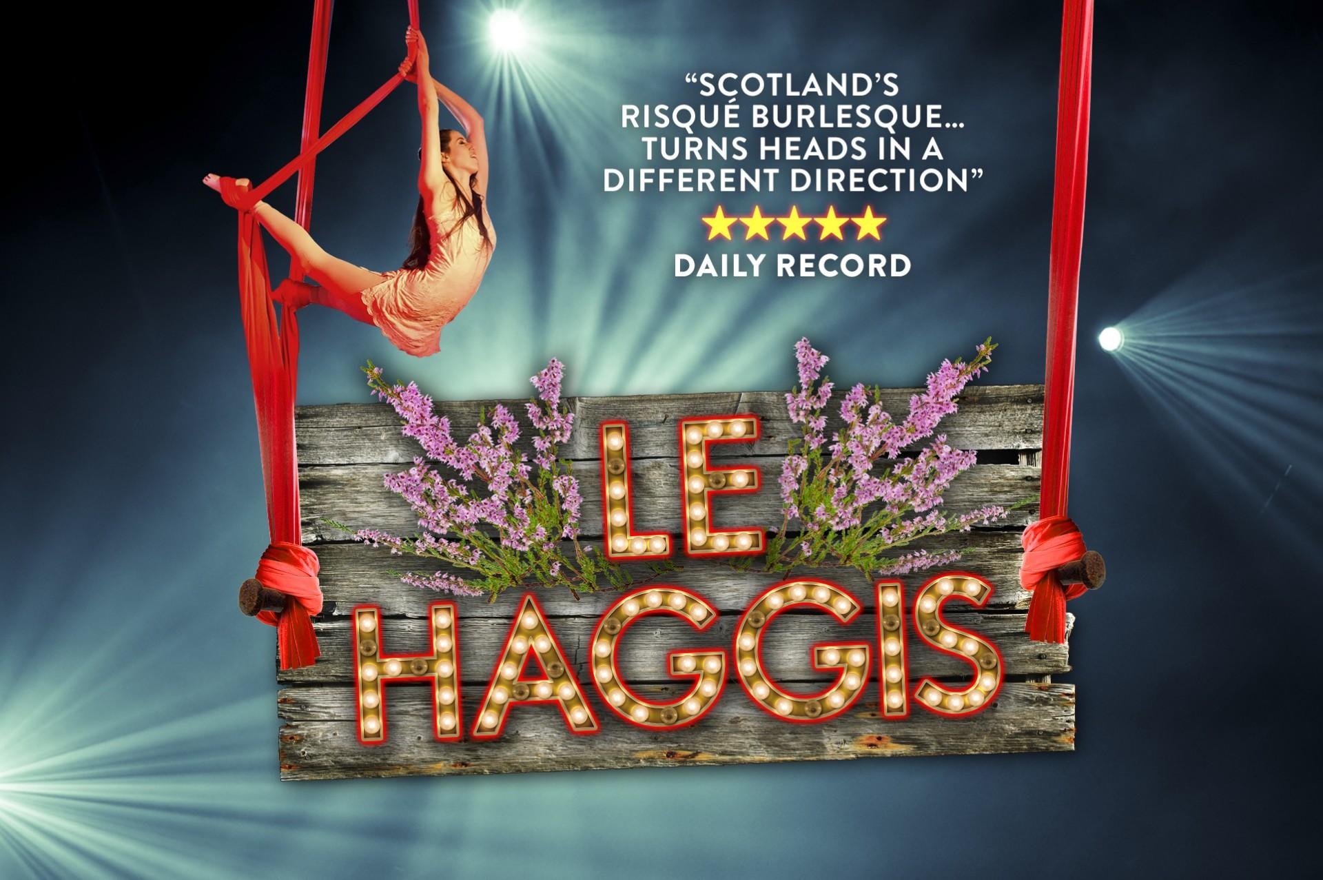 Le Haggis Identity